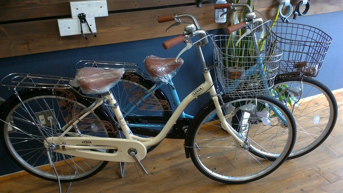 西大寺で自転車お探しの方、新商品入荷しました⤴