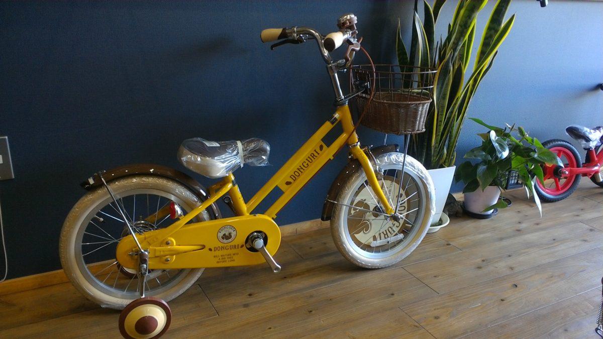 おしゃれ幼児自転車