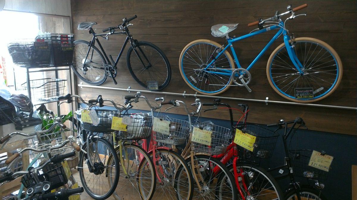 人気クロスバイクの限定サマーカラーが入荷しました⤴⤴