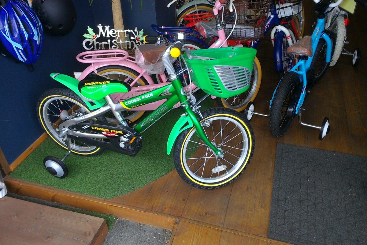 🎄クリスマスプレゼントに子供自転車🎄