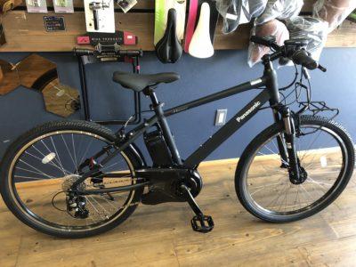 スポーツモデルの電動アシスト自転車