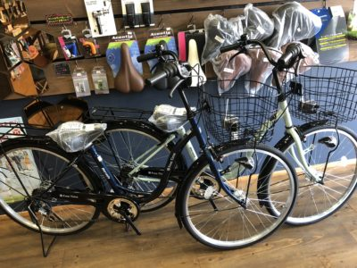 丸石サイクル限定自転車🚲